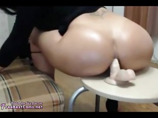 Amateurs arab pawg dildos her muslim snatch