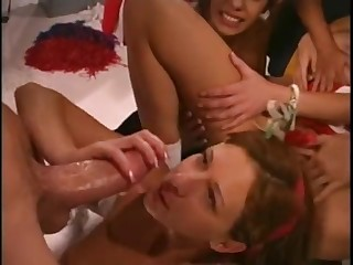 No matter what, these horny bitches are in any case ready to fuck!