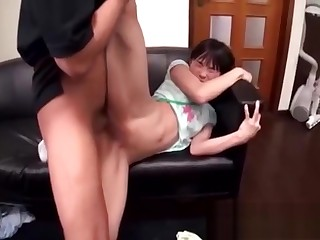 Petite Jav Teen Gets Rough Anal Three The Couch Bukkake Insertions Extreme